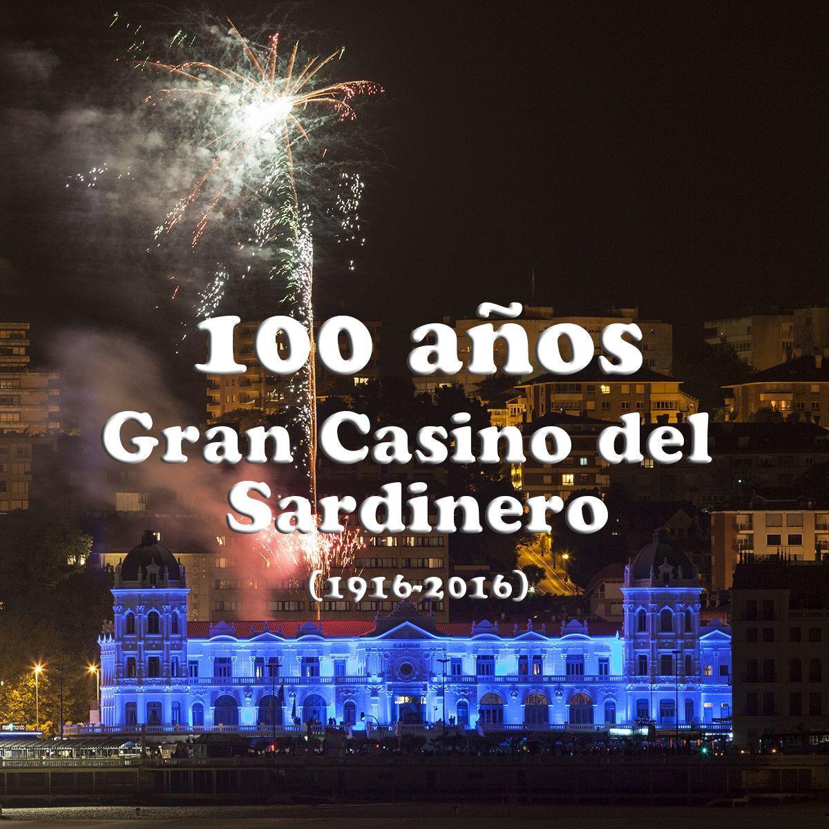 100 años del Casino del Sardinero