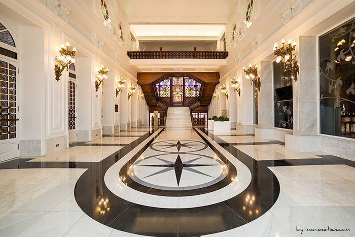 Hall Gran Casino Sardinero Santander Cantabria Fotografo Mario Setien