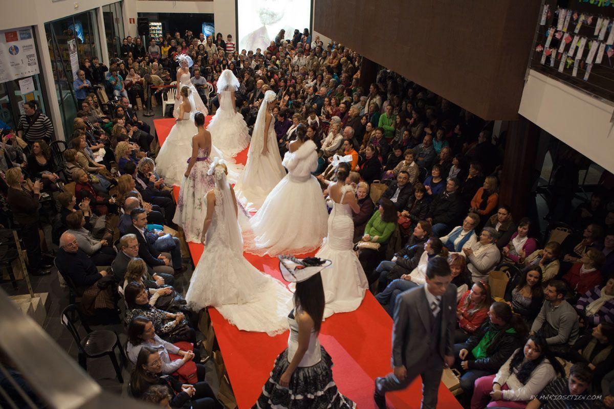 Desfile novios Solares Cantabria