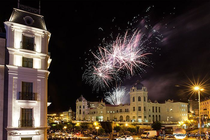 Casino Santander Cantabria fotografo mario setien 100 años