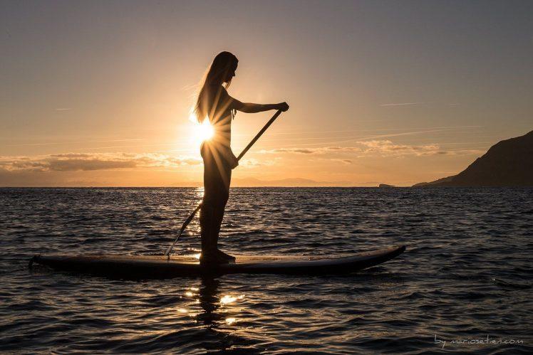 Mario Setien Fotografo original paddle surf sup Santander Cantabria deportes Santoña