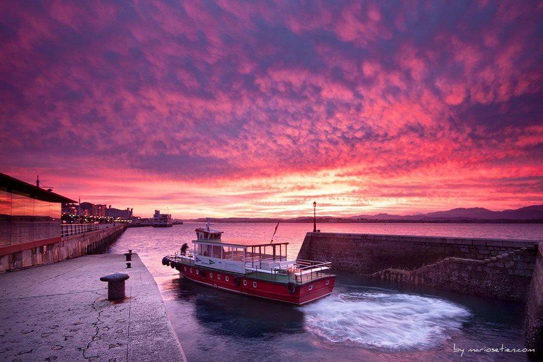 Santander en movimiento, el Timelapse