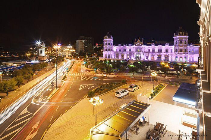 Gran Casino Sardinero Santander Cantabria Fotografo Mario Setien Plaza Italia