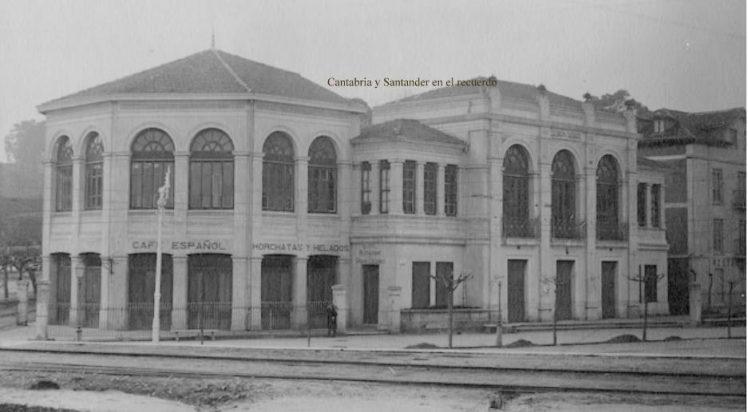 Santander y Cantabria En El Recuerdo Gran Casino antiguo
