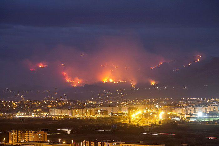 Vídeo: Incendios en Cantabria