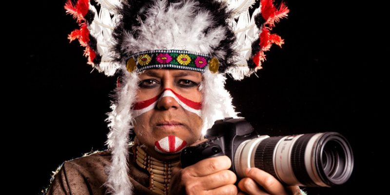 fotografia Indio Flecha fotografo camara