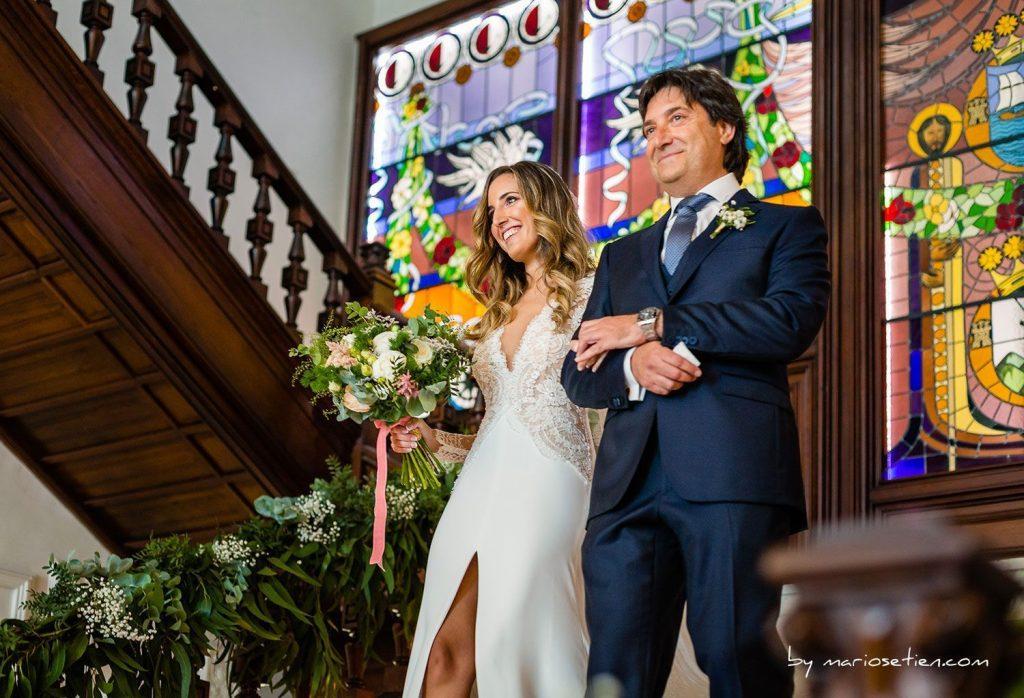 momentos importantes de la boda CEREMONIA Fotografo Boda Fotografos Bodas Santander Cantabria Hotel Sardinero Casino