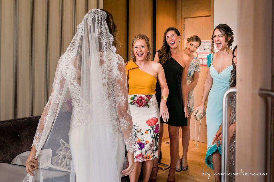 En una boda, ¿cuales son los momentos más importantes?