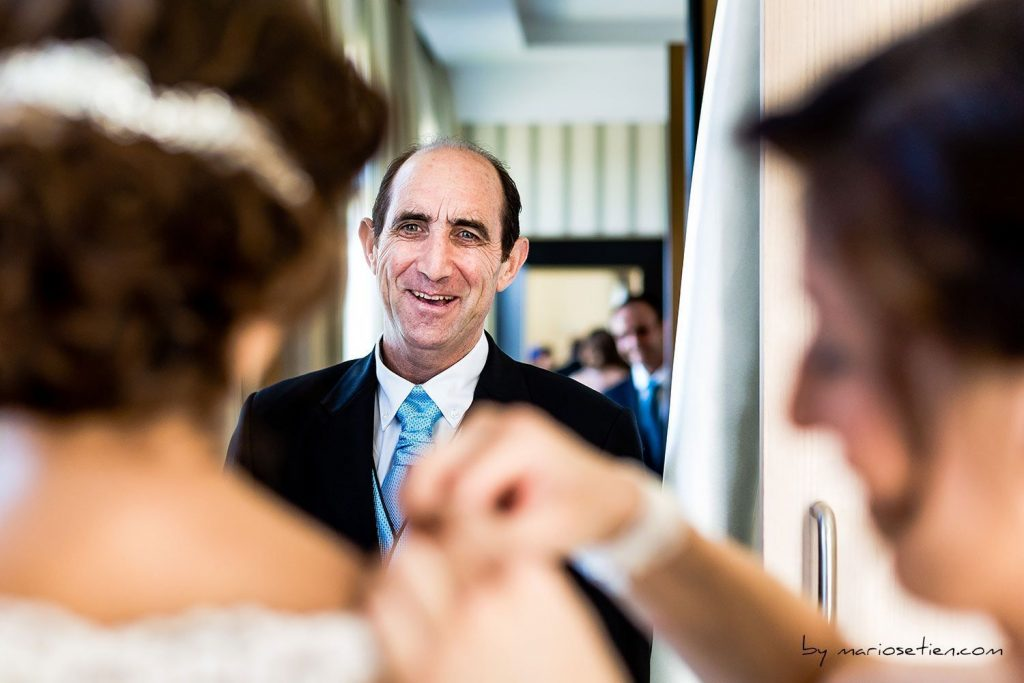 mejores momentos boda PREPARATIVOS Fotografos Bodas Santander Cantabria Casino Hotel Sardinero