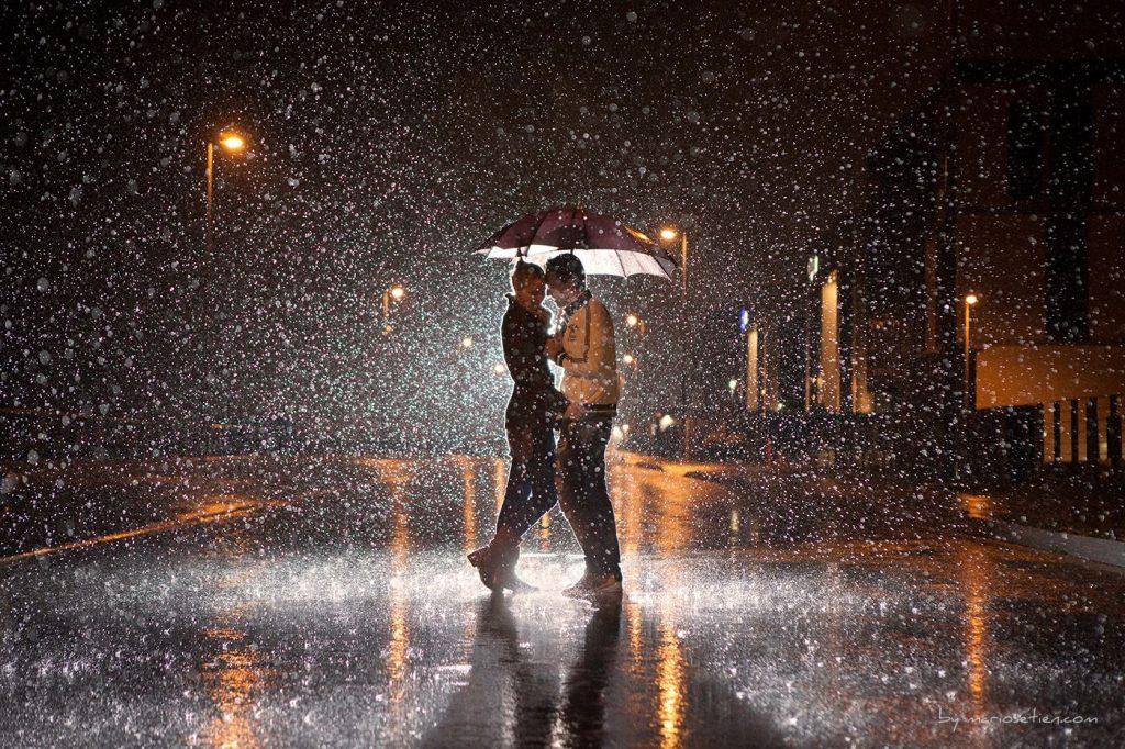 Preboda boda lluvia Santander Cantabria Wedding rain