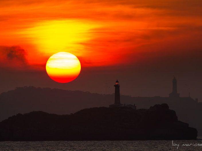 Timelapse: Santander desde la bahía ¡Qué bonita eres!
