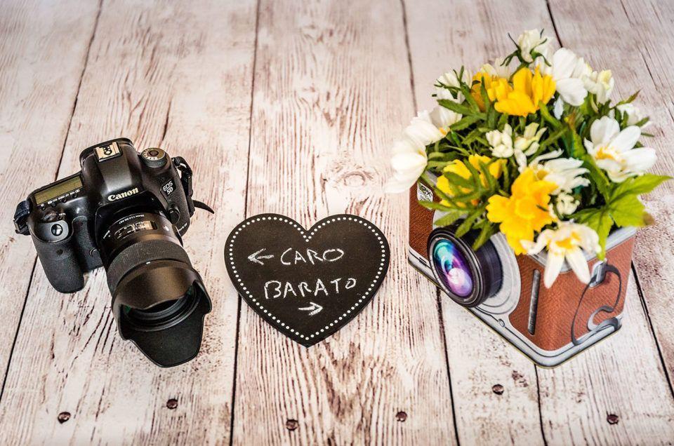 Por qué los fotógrafos de bodas son tan caros, si sólo trabajan un día