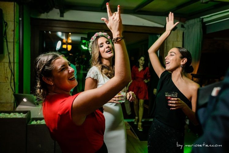 FIESTA Fotografo Boda Fotografos Bodas Annua San Vicente De La Barquera baile de novios