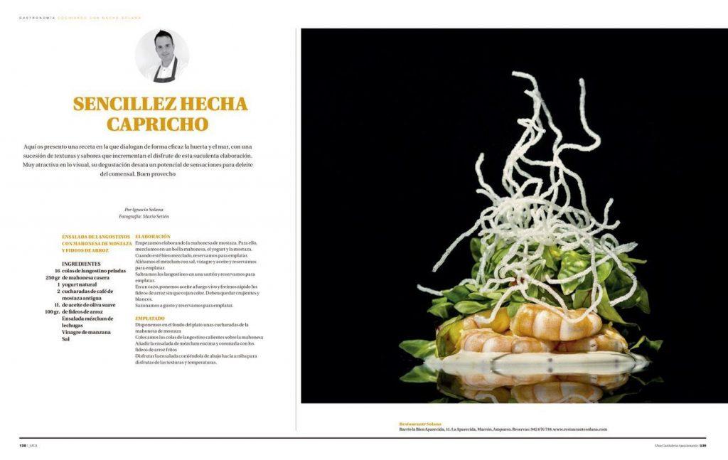 Fotografo Fotografia Corporativa Negocio Gastronomia Mario Setien Oscar Solana