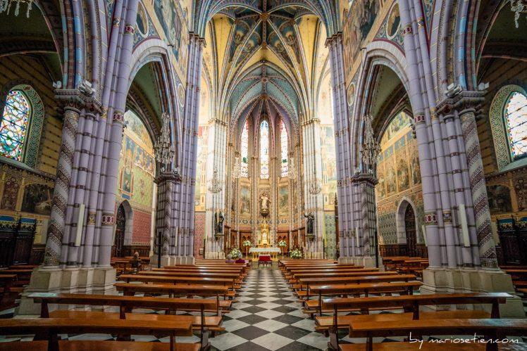 Iglesia Del Sagrado Corazon Jesuitas Santander Cantabria boda matrimonio Fotografo Mario Setien