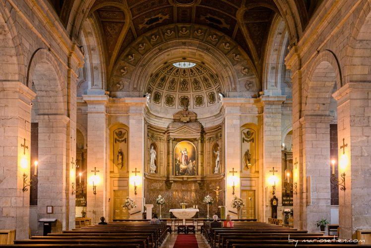 Iglesia Santa Lucia Santander Cantabria boda matrimonio Fotografo Mario Setien