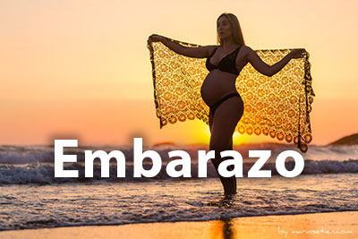Servicio de reportaje de fotos de Embarazo