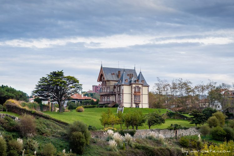 La Casa del Duque en Comillas, finca para bodas