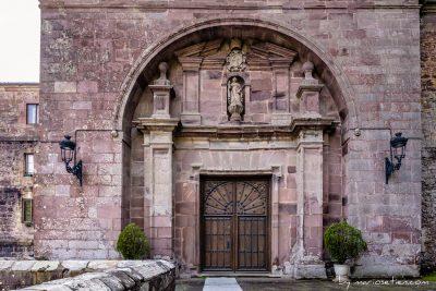 Santuario de Nuestra Señora de las Caldas en las Caldas del Besaya