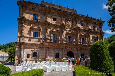 Boda Civil en el Palacio de Soñanes