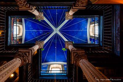 Interior del Palacio de soñanes