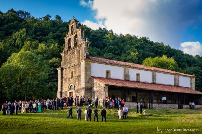 Ermita de Valvanuz en Selaya