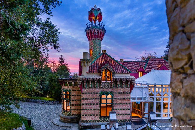 Capricho de Gaudí gran sitio para celebrar una boda en Comillas