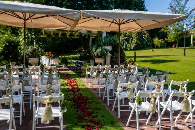Celebración de bodas civiles en esta finca