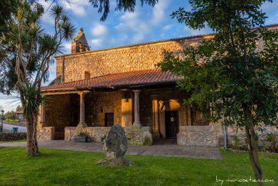 Iglesia para boda en Caviedes