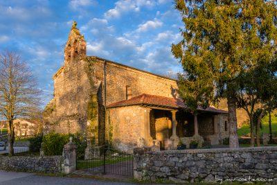 Iglesia San Justo y San Pastor